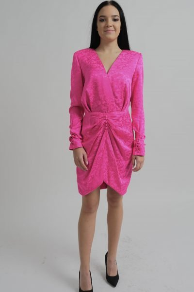 Sukienka Larissa Pink Rock Pantera